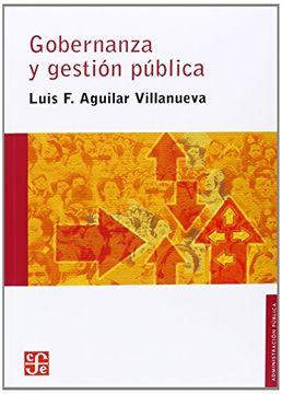 portada Gobernanza y Gestión Pública