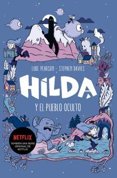portada Hilda y el Pueblo Oculto