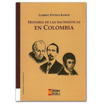 portada Historia de las Matematicas en Colombia