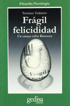 portada Fragil Felicidad