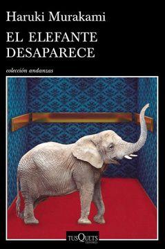 portada El Elefante Desaparece
