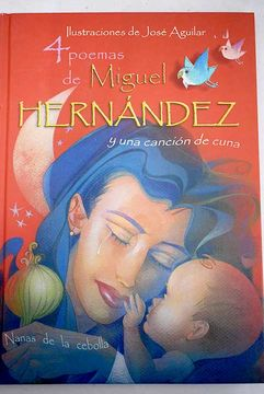 portada 4 poemas de Miguel Hernández y una canción de cuna