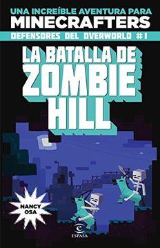 portada Minecraft. La Batalla de Zombie Hill