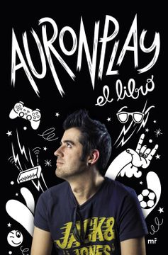 portada Auronplay, el Libro