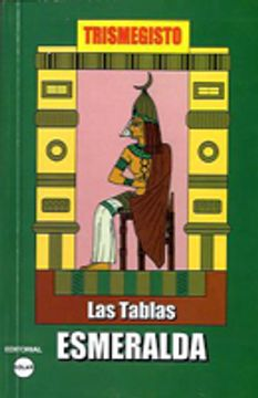 portada Las Tablas Esmeralda de Trismegisto