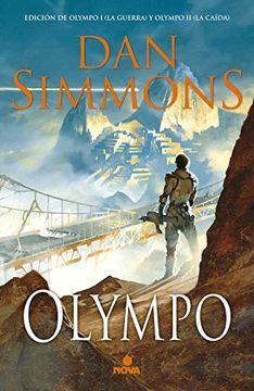 portada Olympo: Edición de Olympo i (la Guerra) y Olympo ii (la Caída)