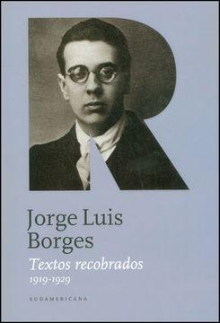 portada Textos Recobrados 1919-1929