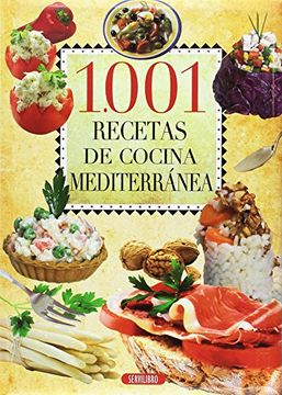 portada 1001 Recetas de Cocina Mediterranea-Serv