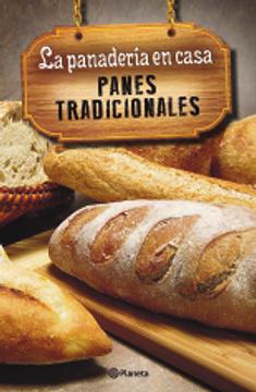 portada La Panadería en Casa. Panes Tradicionales