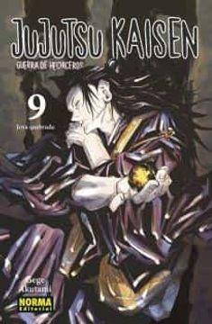 portada Jujutsu Kaisen 09