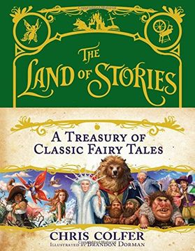 portada The Land of Stories: A Treasury of Classic Fairy Tales