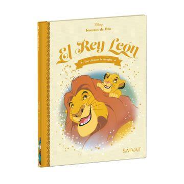 portada Disney t1 el rey Leon