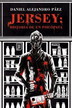 portada Jersey: Historia de un psicópata