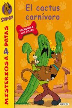 portada El 21. Cactus Carnivoro