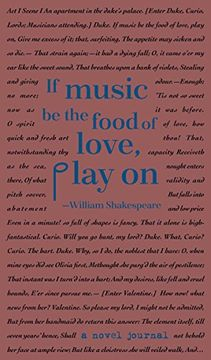 portada A Novel Journal: William Shakespeare (Compact) (A Compact Novel Journal)