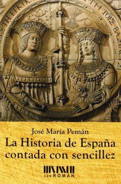 portada La Historia de España Contada con Sencillez