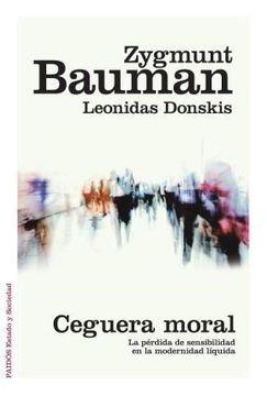 portada Ceguera Moral