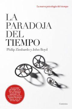 portada La Paradoja del Tiempo: La Nueva Psicología del Tiempo