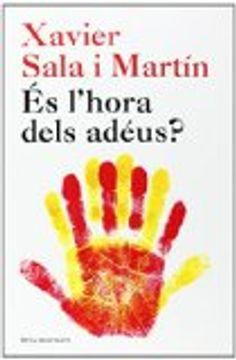 portada És l'hora dels adéus? (Catalan Edition)