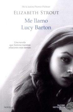 portada Me Llamo Lucy Barton