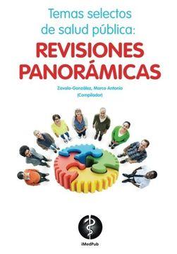 portada Temas Selectos de Salud Publica: Revisiones Panoramicas
