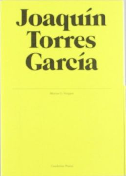 portada Joaquin Torres Garcia -Postal Castellano