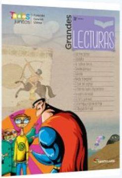 portada Grandes Lecturas Santillana 2° Básico