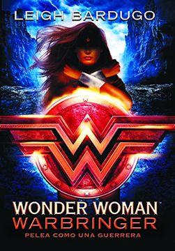 portada Wonder Woman: Warbringer  (dc Icons)