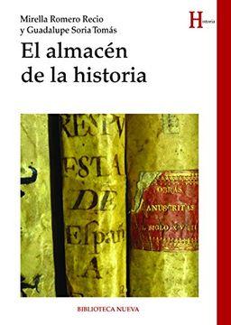 portada EL ALMACÉN DE LA HISTORIA
