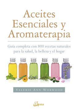 portada Aceites Esenciales y Aromaterapia