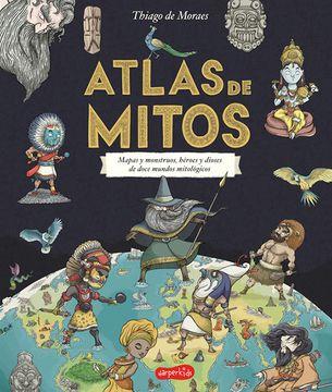 portada Atlas de Mitos