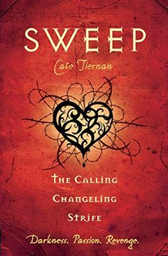 portada The Calling, Changeling, and Strife: 3 (Sweep) (libro en Inglés)