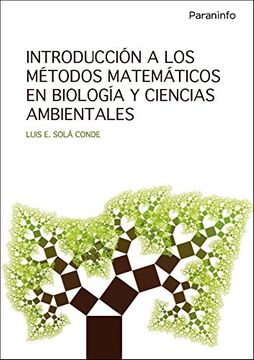 portada Introducción a los Métodos Matemáticos en Biología y Ciencias Ambientales (Matemáticas)