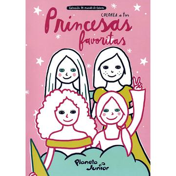 portada Tus Princesas Favoritas