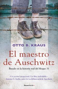 portada El Maestro de Auschwitz