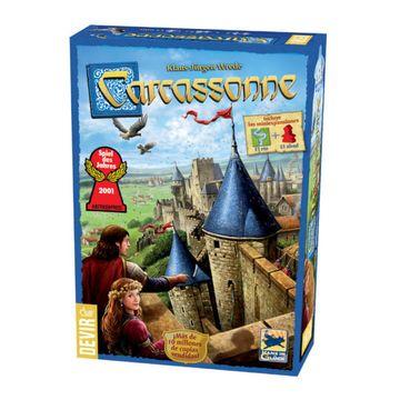 Carcassonne Basico