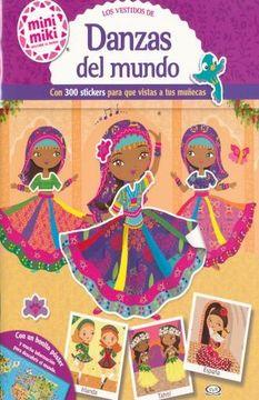 portada Vestidos de Danza del Mundo, los / 300 Stickers