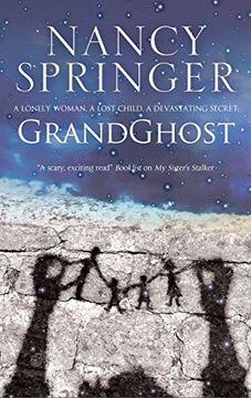 portada Grandghost (libro en Inglés)