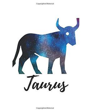 portada Taurus: Taurus Grimoire Spellcasting Journal (libro en inglés)