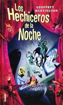 portada Los Hechiceros de la Noche (Umbriel Juvenil)