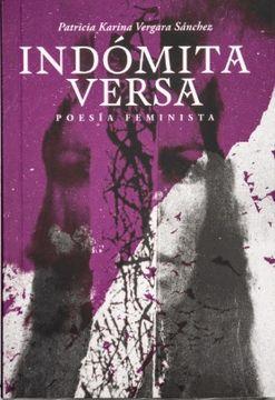 portada Indómita Versa. Poesía Feminista