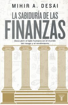 portada Sabiduria de las Finanzas, la