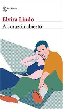 portada A Corazón Abierto (Biblioteca Breve)