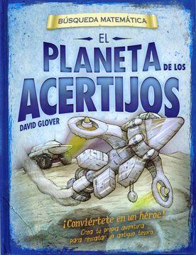 portada el planeta de los acertijos (busqueda matematica)