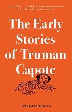 portada The Early Stories of Truman Capote (libro en Inglés)