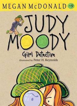 portada judy moody, girl detective