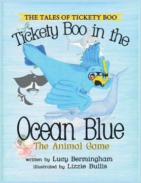 portada Tickety Boo and the Ocean Blue: The Animal Game (The Tales of Tickety Boo)