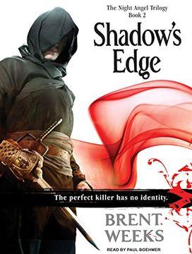 portada Shadow's Edge (Night Angel) (libro en Inglés) (Audiolibro)