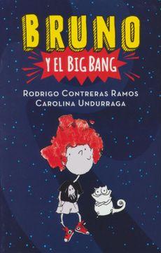 portada Bruno y el big Bang