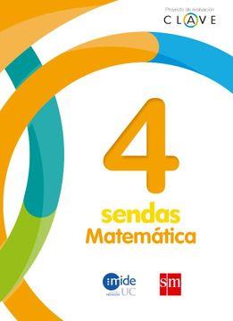 portada Matemática 4° Básico